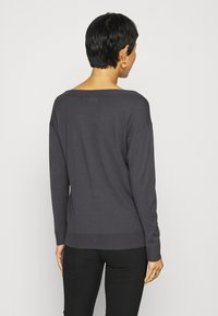 Sisley - Jumper - dark grey - 2
