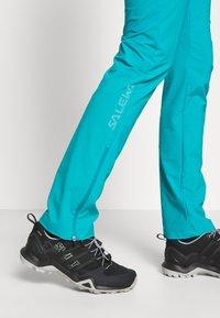 Salewa - PEDROC  - Outdoor trousers - ocean - 4