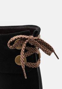 See by Chloé - Vysoká obuv - nero - 6