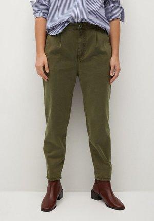 RITA - Trousers - khaki
