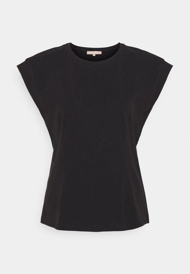 WINONA - T-shirts - black