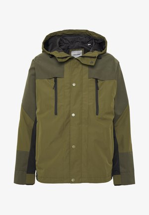 JCOSTEVEN JACKET - Outdoorjacka - forest night