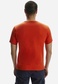 North Sails - T-shirt imprimé - red - 1