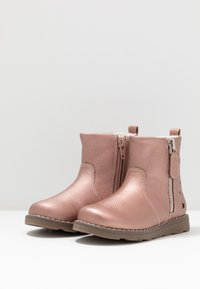 Friboo - Classic ankle boots - pink - 2