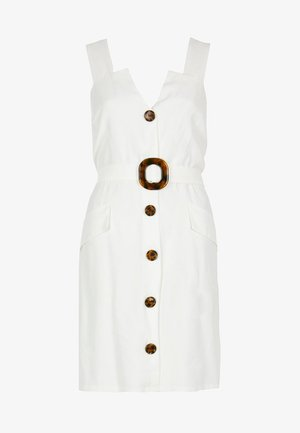 PINAFORE - Vestido informal - white