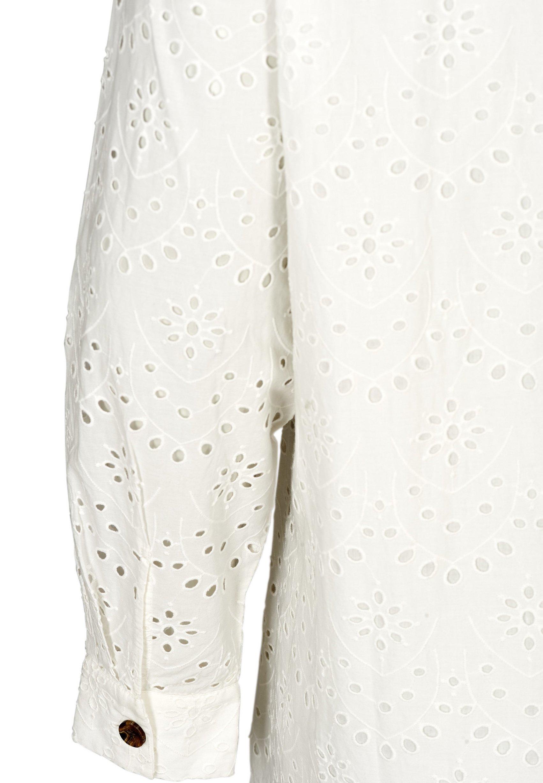 Zizzi Tunika - off-white 7OnU1MGx