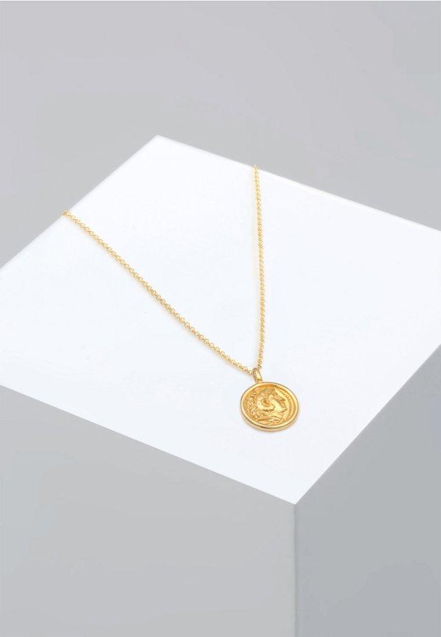 VINTAGE ANTIK  - Collier - gold