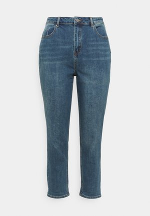 DEMI HIGH WAIST MOM  - Jeans Tapered Fit - vintage