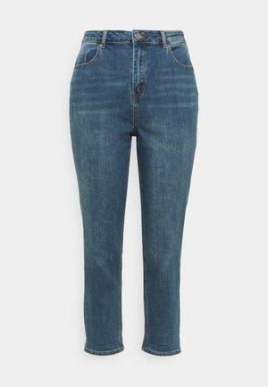 DEMI HIGH WAIST MOM  - Zúžené džíny - vintage