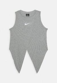 Nike Performance - TIE - Funkční triko - black/white - 0