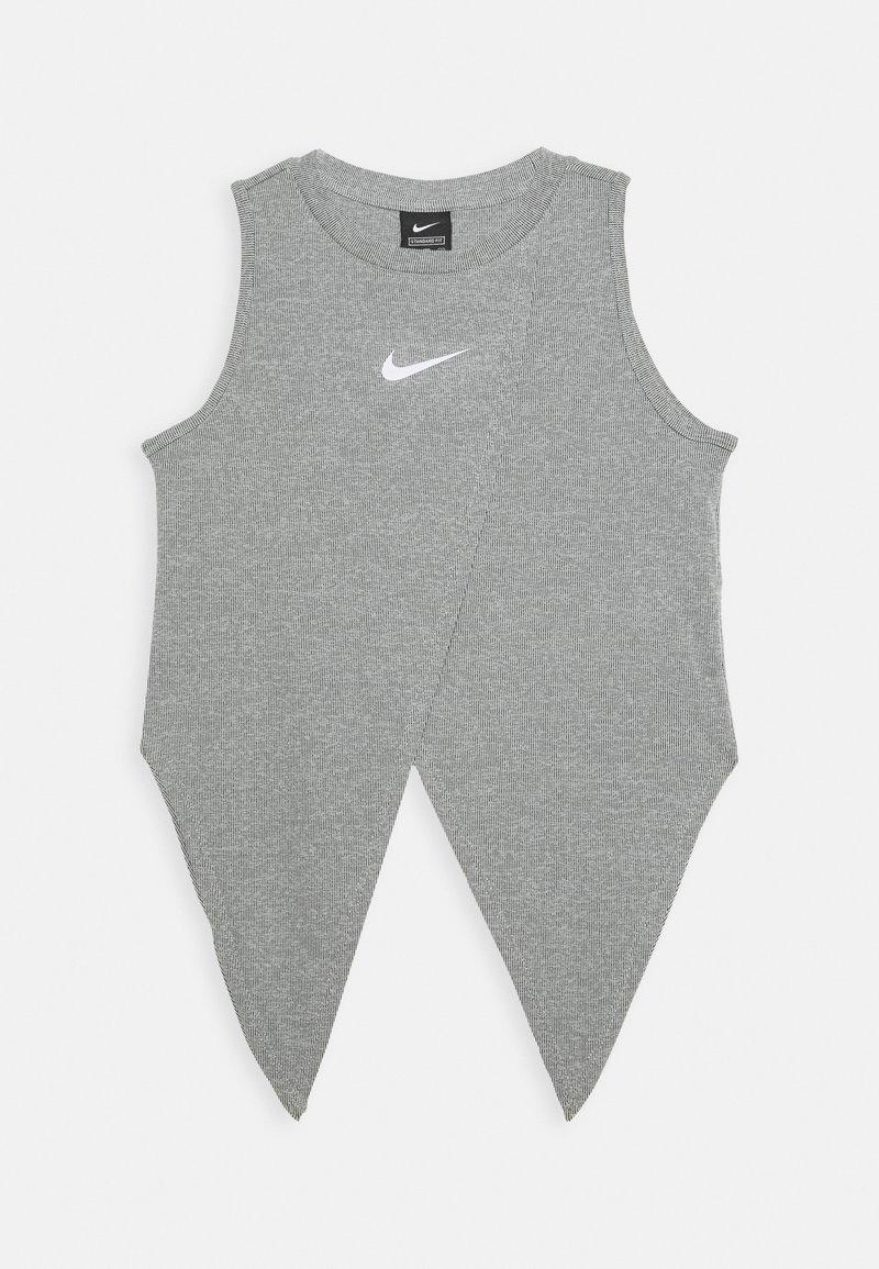 Nike Performance - TIE - Koszulka sportowa - black/white