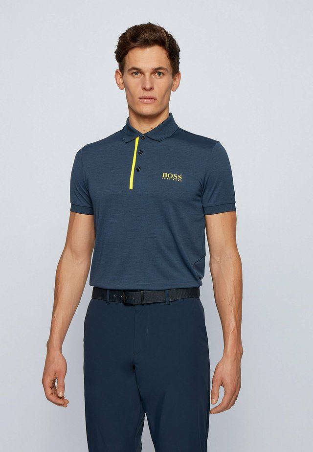 PAULETECH - Polo shirt - dark blue