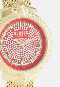 Versus Versace - MOUFFETARD - Zegarek - yellow gold-coloured - 5