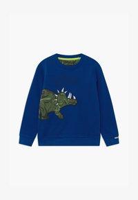 Lemon Beret - SMALL BOYS  - Sweatshirt - true blue - 0