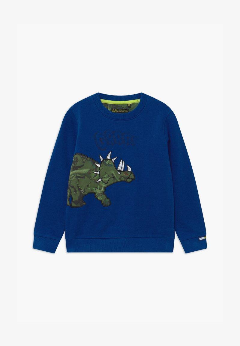 Lemon Beret - SMALL BOYS  - Sweatshirt - true blue