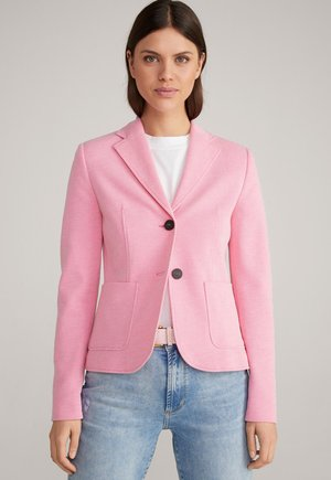 JAIMI - Blazer - pink weiß