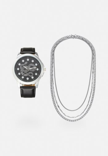 WATCH NECKLACES GIFT SET
