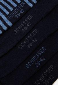 Schiesser - 5 PACK - Socks - nachtblau - 1