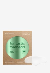 APRICOT - FOREHEAD PAD WITH HYALURON - Anti-Aging - - - 1