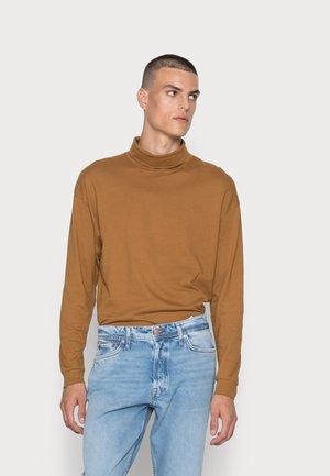 JORBRINK ROLL NECK - Långärmad tröja - rubber