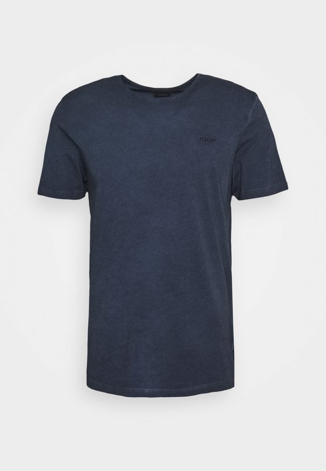 CLAYTON - T-shirt basique - blue melange