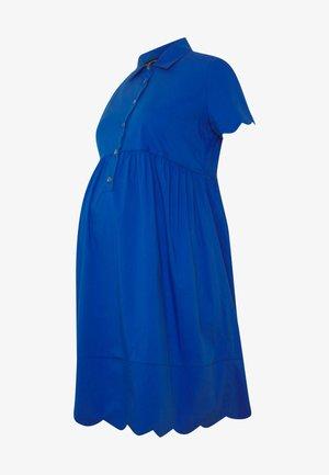 BERNADETTE - Vestido ligero - greek azure