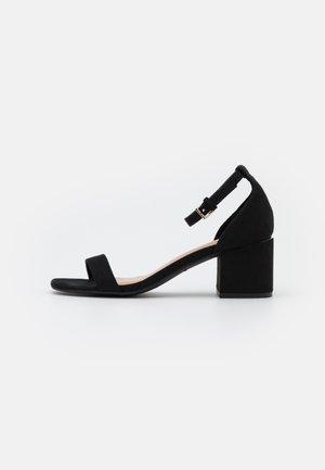 MAKENZIE - Svatební boty - black