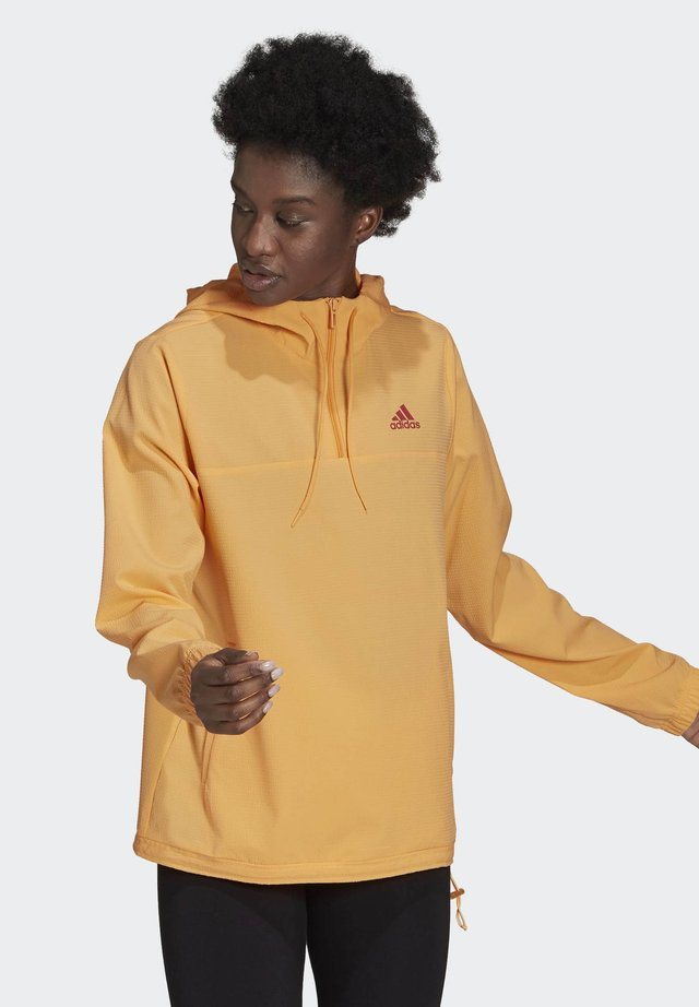 W FAV Q2 WB - Training jacket - orange