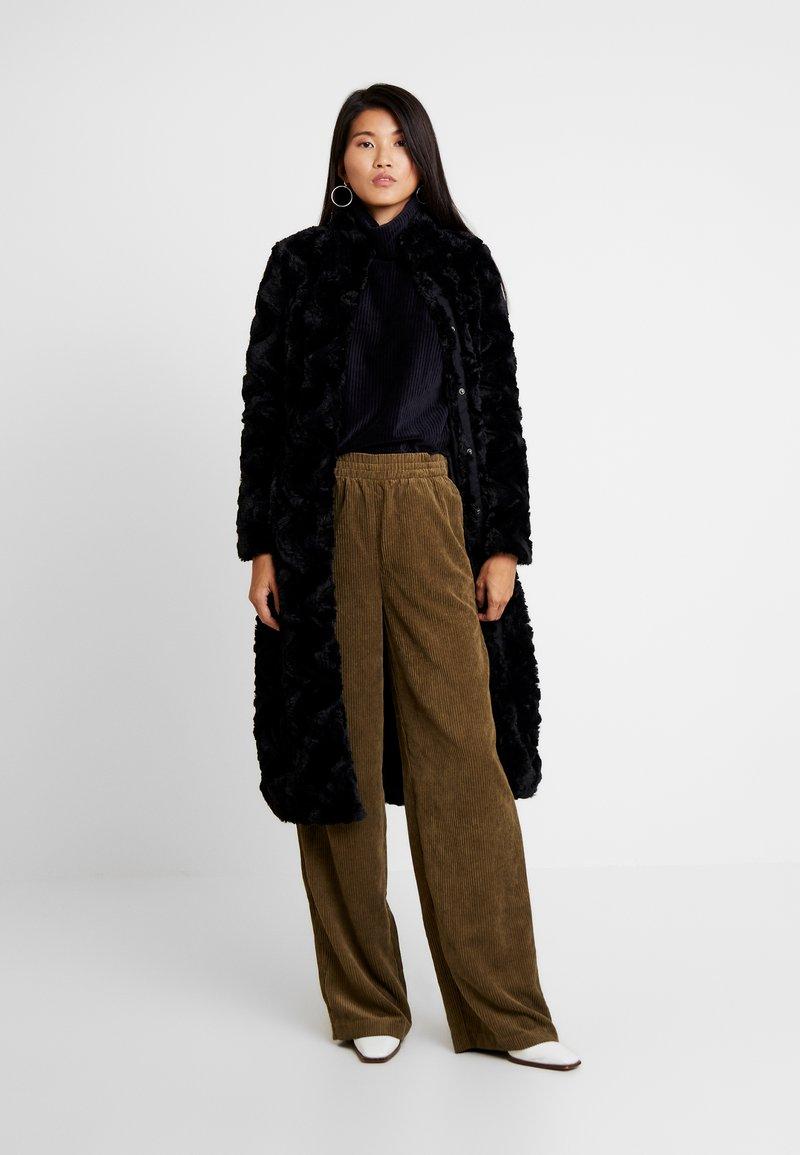 Vero Moda - Classic coat - black