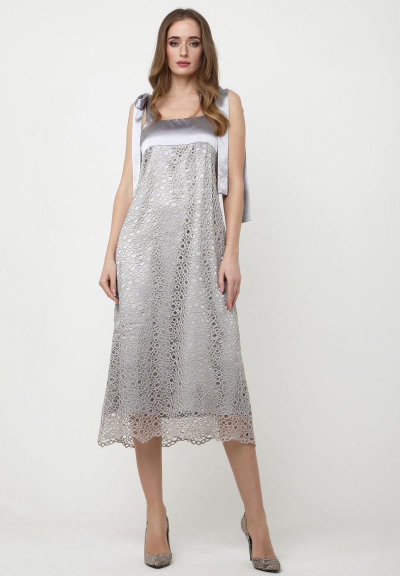 Madam-T - Cocktail dress / Party dress - grau