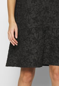 Saint Tropez - CHRISHELL DRESS - Cocktail dress / Party dress - black - 5