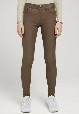 Jeans Skinny Fit - chestnut brown
