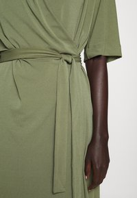By Malene Birger - IVESIA - Jersey dress - olivine - 7