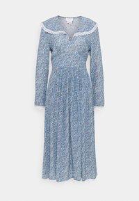 Ghost - FABLE DRESS - Vestito lungo - ice blue - 0