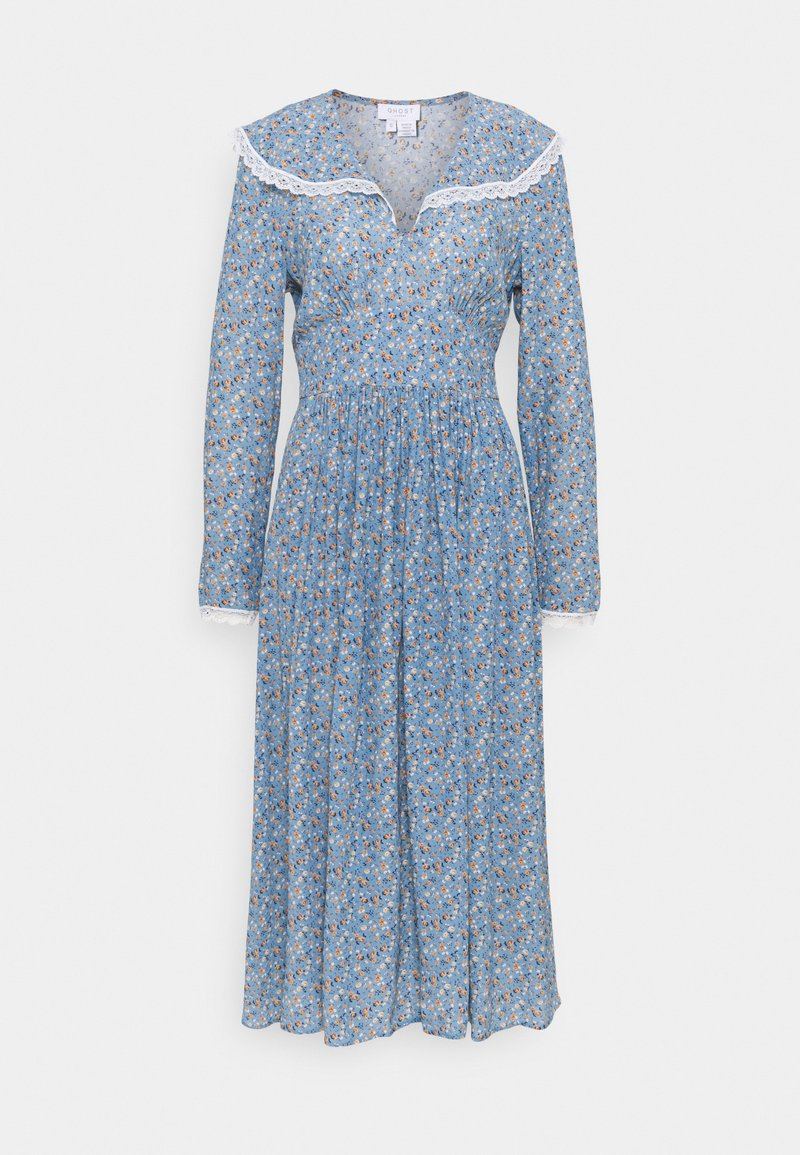 Ghost - FABLE DRESS - Vestito lungo - ice blue