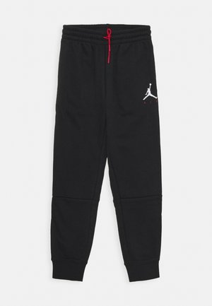JUMPMAN AIR PANTS UNISEX - Verryttelyhousut - black