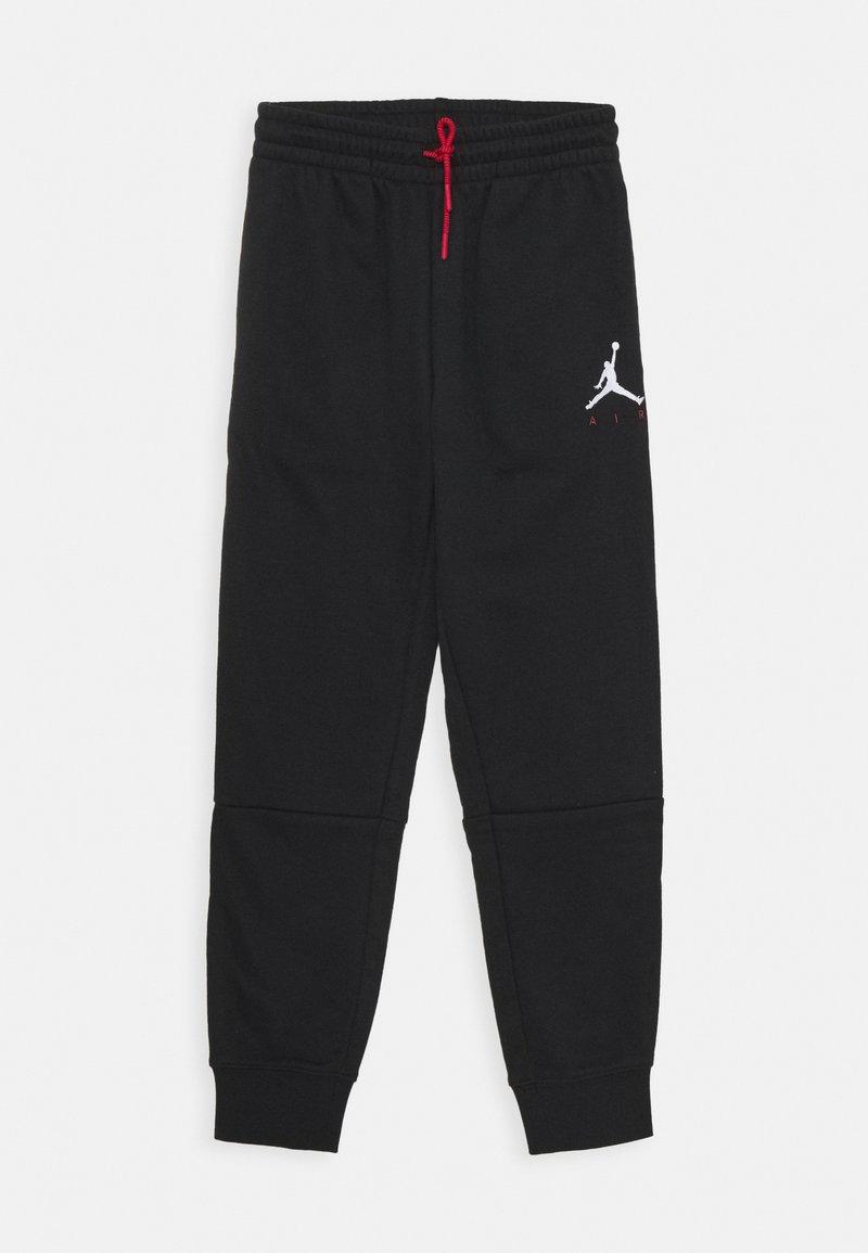 Jordan - JUMPMAN AIR PANTS UNISEX - Tracksuit bottoms - black