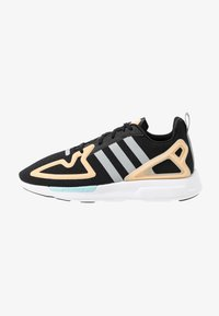 adidas Originals - ZX 2K FLUX - Baskets basses - core black/grey two/glow orange - 1