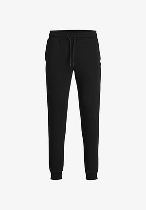 JJIGORDON - Tracksuit bottoms - black