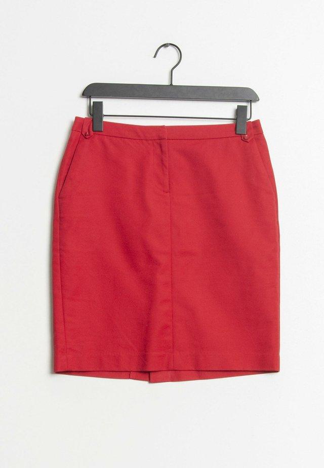 Kokerrok - red