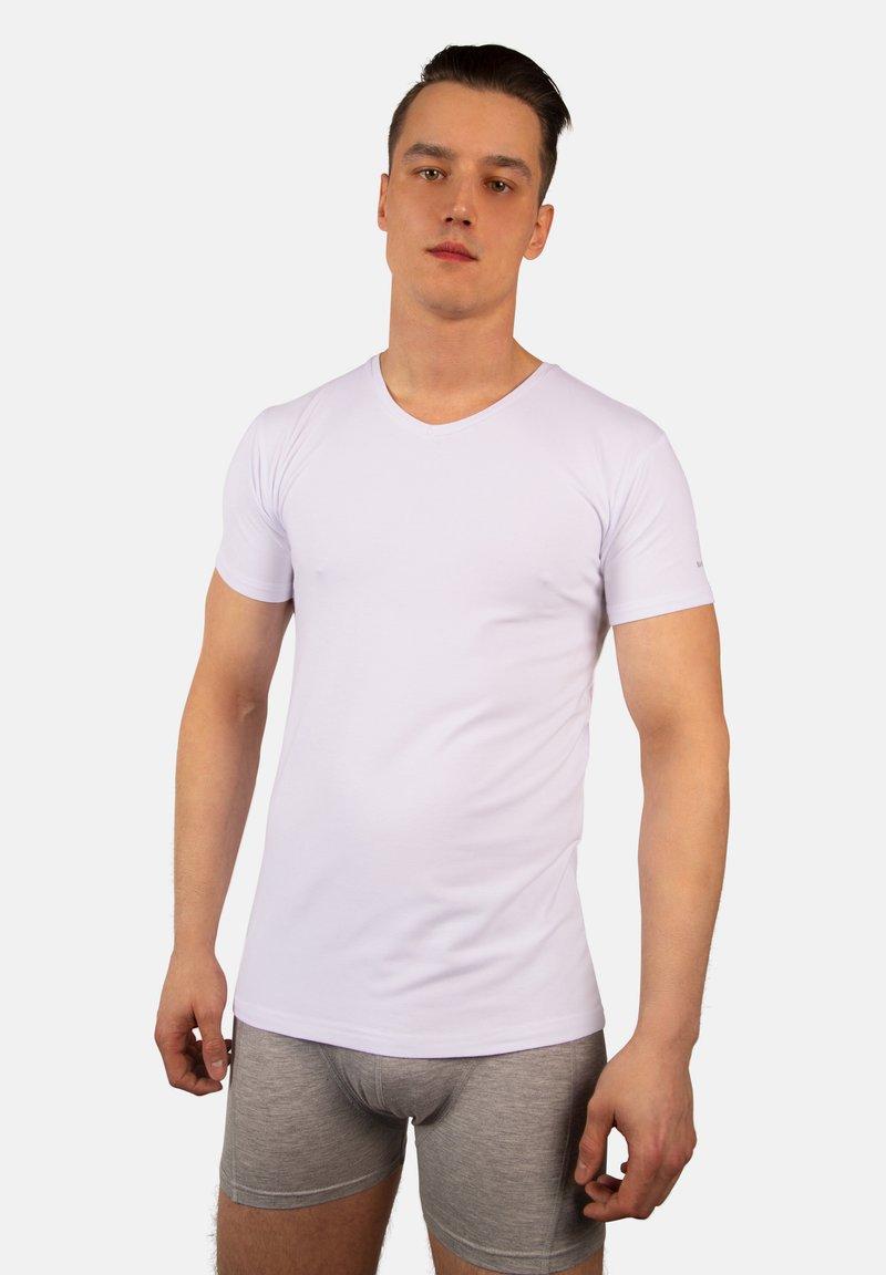 Bandoo Underwear - 2 PACK - Undershirt - white