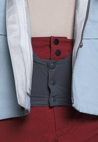 Salomon - OUTPEAK SHELL - Ski jacket - ashley blue - 7