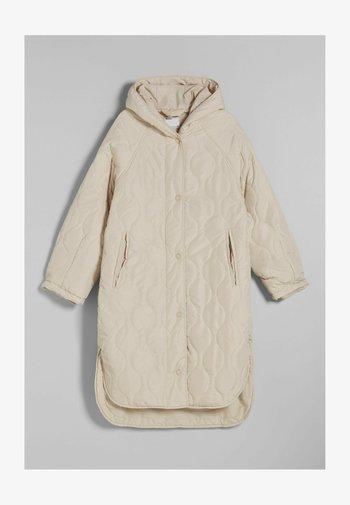 Pitkä takki - beige
