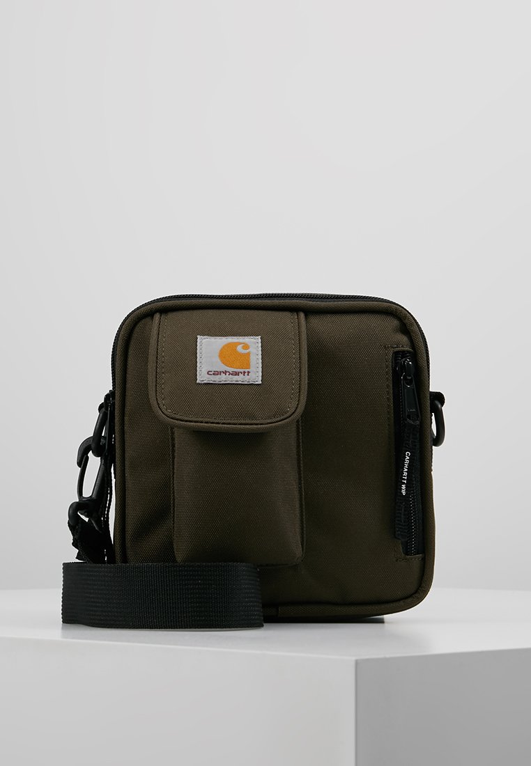 Carhartt WIP - ESSENTIALS BAG SMALL UNISEX - Olkalaukku - cypress