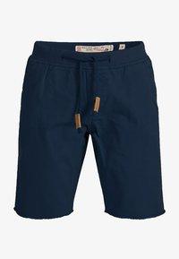 INDICODE JEANS - CARVER - Denim shorts - blue - 3