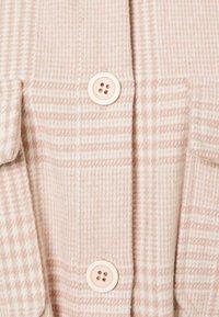 PIECES Tall - PCGWYNETH JACKET - Short coat - rose cloud - 2