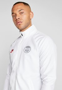 Nike Performance - PARIS ST GERMAIN DRY SUIT SET - Verryttelypuku - white/midnight navy/pure platinum/university red - 10