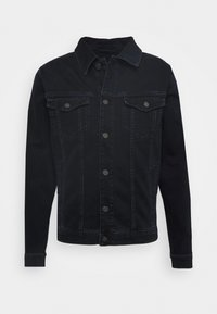7 for all mankind - PERFECT JACKET - Denim jacket - dark blue - 4