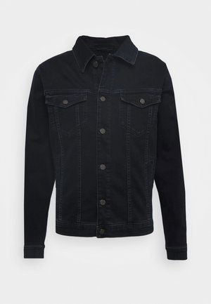 PERFECT JACKET - Denim jacket - dark blue