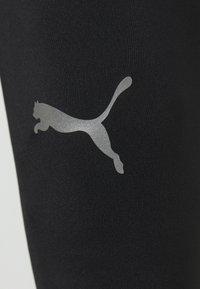 Puma - RUNNER ID LONG - Tights - black - 4